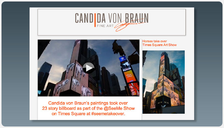 Candida von Braun Fine Art