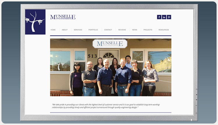 Munselle Civil Engineering