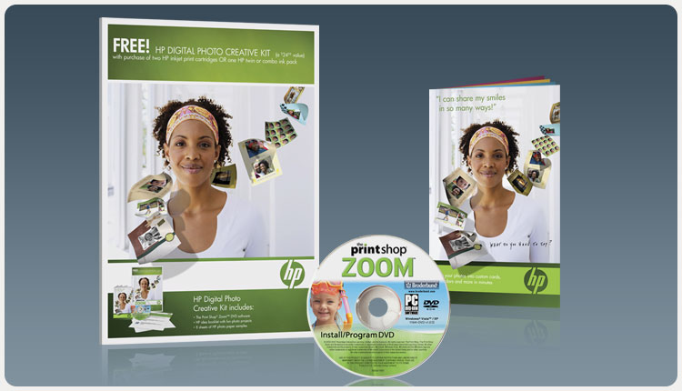 Hewlett-Packard Digital Photo Creative Kit