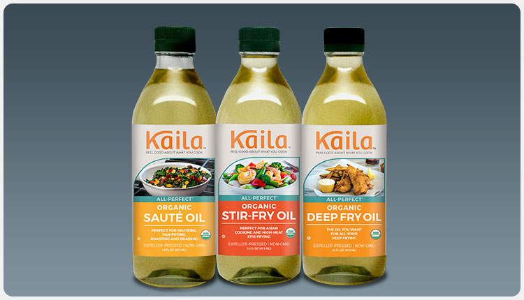 Kaila All-Perfect Blend Packaging