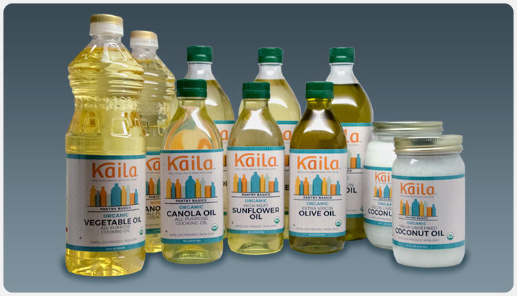 Kaila Pantry Basics Packaging