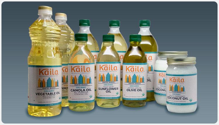 Kaila Pantry Basics Packaging