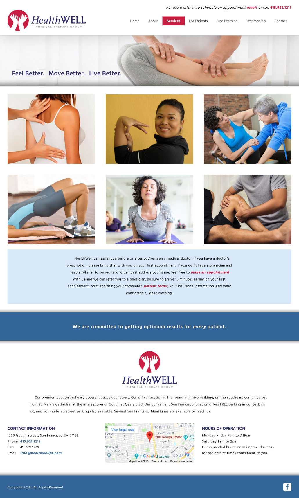 HealthWell Services
