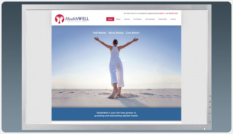 HealthWell Physical Therapy Group