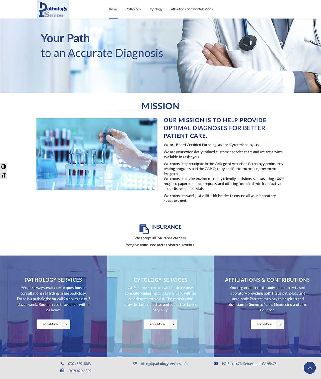 Pathology Services - Your Path to an Accurate Diagnosis